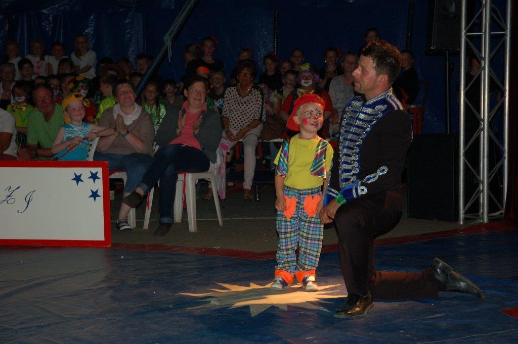 Zirkusprojekt Grundschule Alfhausen 2015 027