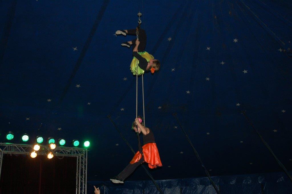 Zirkusprojekt Grundschule Alfhausen 2015 041