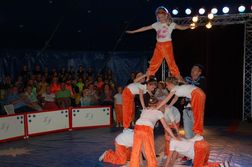 Zirkusprojekt Grundschule Alfhausen 2015 072